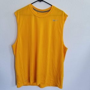 Nike Men's Dri-Fit Sleeveless Shirt Size XL